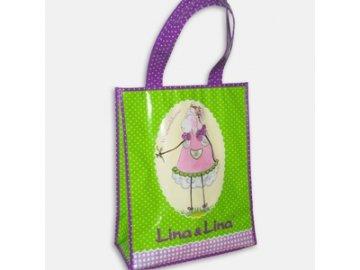 Dárková taška Lina & Lina zelená