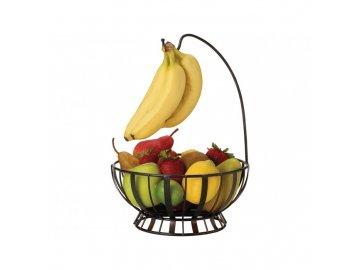 Drátěný košík s háčkem na ovoce Mikasa