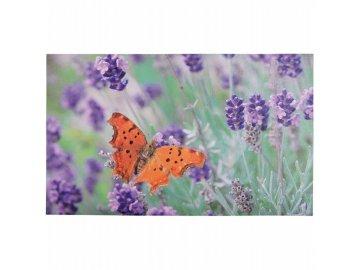 podložka motýl