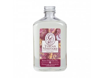 gl reed diffuser oil tuscan vineyard