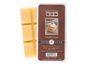 Vonný vosk Vanilla CREAM do aroma lampy 73g