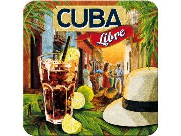 Podtácek CUBA LIBRE