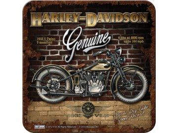 Podtácek HARLEY DAVIDSON GENUINE II