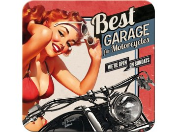Podtácek BEST GARAGE