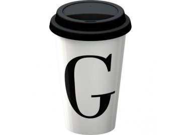 Termohrnek G | Initial Travel Mug| 290ml
