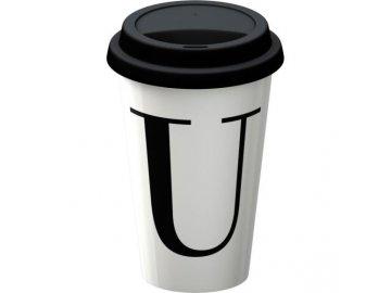Termohrnek U | Initial Travel Mug| 290ml