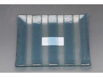 svicen skleneny pruhovany