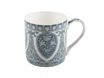Porcelánový hrnek Peony