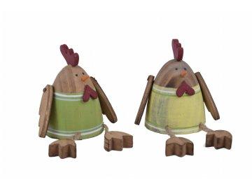 dekorace kuře