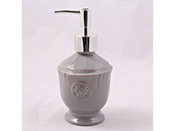 Dávkovač na mýdlo 4 8,1 × 8,1 × 17,1(0,2l) cm