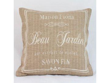 Povlak na polštář Beau Jardin 40 x 40 cm