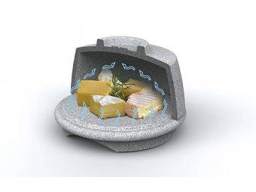 Nádoba na sýr 23cm 4