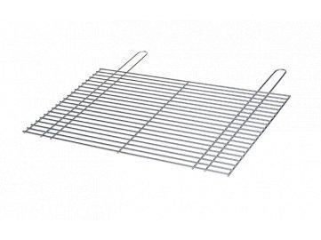 Mřížka grilovací ocelová pro kamna Feurio 67x40cm