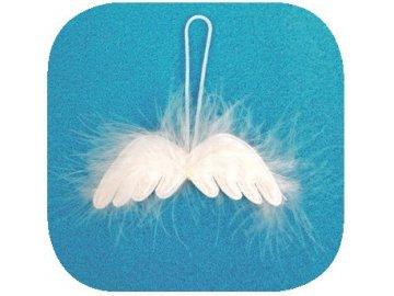 Andělská křídla 8cm