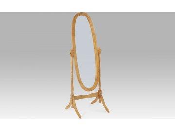Stojanové zrcadlo (Barva tmavě hnědá)