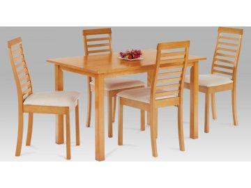Jídelní set - stůl a 4ks židle
