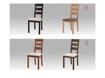 Jídelní židle masiv 45x41x96x48cm