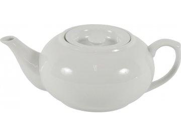 Konvice na čaj - užitkový porcelán