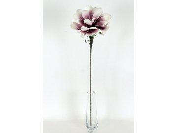 Umělá květina Květ Jiřina 84cm