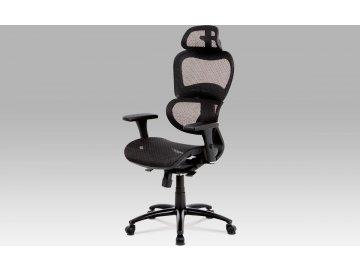 Kancelářská židle | synchronní mechanismus | kovový kříž