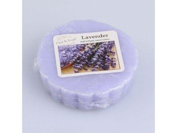 Vonný vosk do aroma lampy Levandule 30g