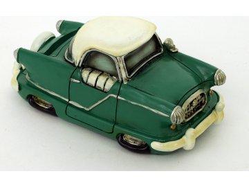 Kasička - retro auto