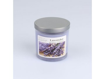 Vonná svíčka Lavender 180g