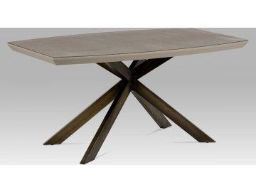 Jídelní stůl dekor kámen 160x95cm
