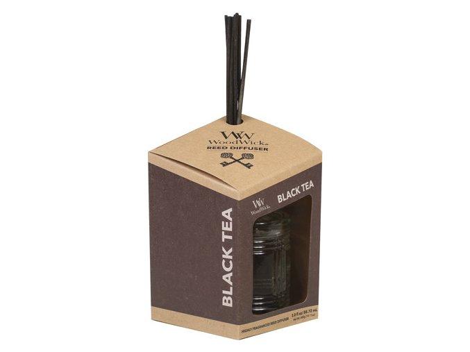 Aroma difuzér | WoodWick | Černý čaj | 89ml