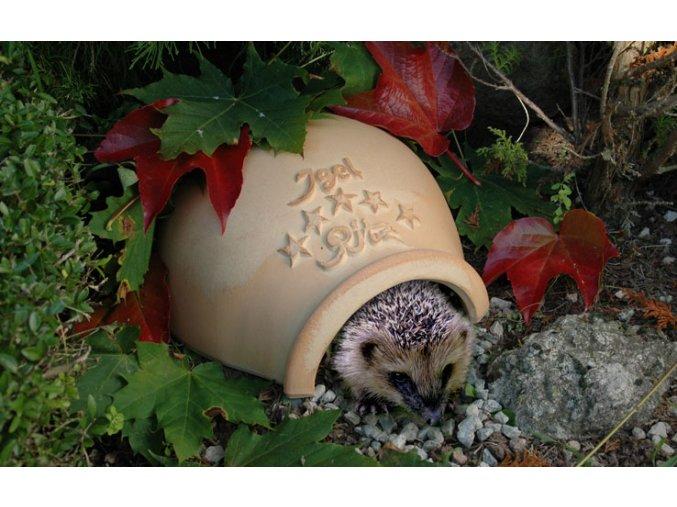 Domeček pro ježky Ritz 14x30x32cm