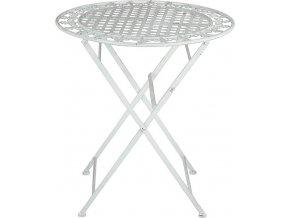Stůl kovový 70x76cm