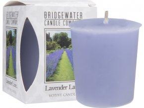 Votivní vonná svíčka Lavender