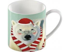 Porcelánový hrnek Polar Bear