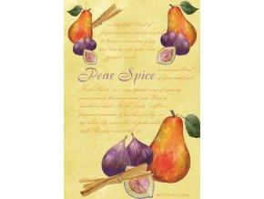 Vonný sáček Pear Spice Fresh Scents WillowBrook