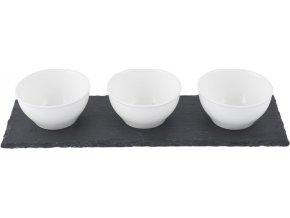 Porcelánové servírovací misky M By Mikasa