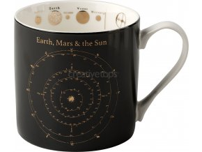 Porcelánový hrnek Astronomy