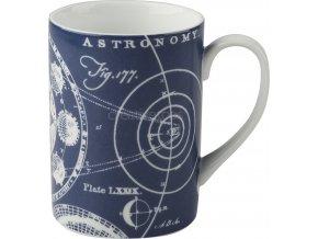 Porcelánový hrnek Glow In Dark Astronomy