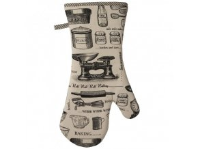 Kuchyňská rukavice Baking 18x37cm