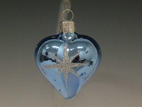 ST modrý mat hvězda