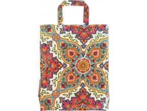 PVC taška Moroccan Tiles