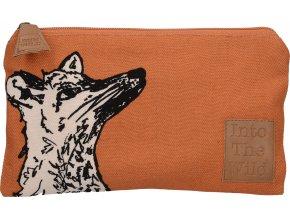 Kosmetická taška Into The Wild s liškou malá