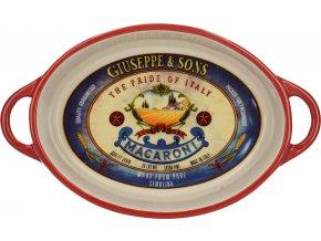 Zapékací mísa na sýry | Gourmet chees | červená
