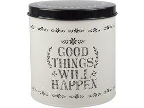 Plechová dóza Stir It Up Good Things