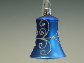 ST modrý lak spirály