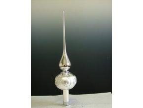 ST stříbrný spirály