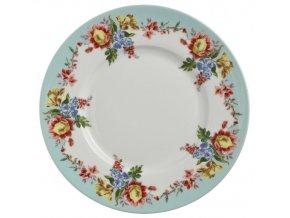 Dezertní talíř   porcelánový   Amelia   19x19cm