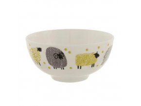Porcelánová miska Dotty Sheep 15,2x7,2 cm