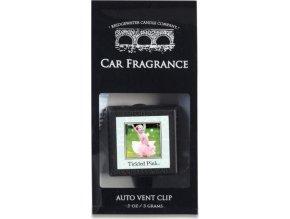 Vůně do auta Tickled Pink