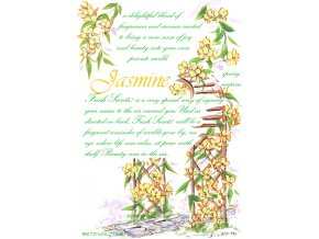 Vonný sáček Jasmine Fresh Scents WillowBrook