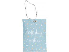 Vonný sáček Birthday Wishes na pověšení